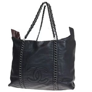 👜 CHANEL Authentic Leather Luxury